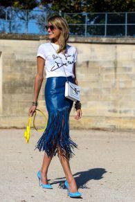 Best of Paris Fashion Week SS15 Street Style 90