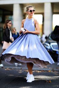 Best of Paris Fashion Week SS15 Street Style 91