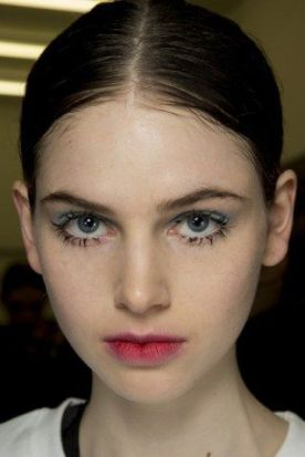 stained lips fall 2014 beauty trends