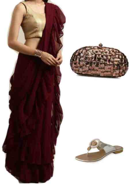 Bollywood Theme Party Dress Ideas Female