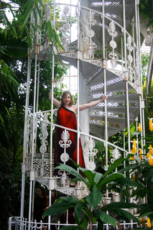 Conscious Exclusive at the Palm House