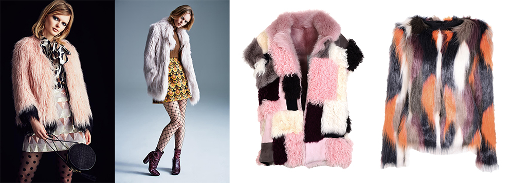 Images: River Island and Topshop
