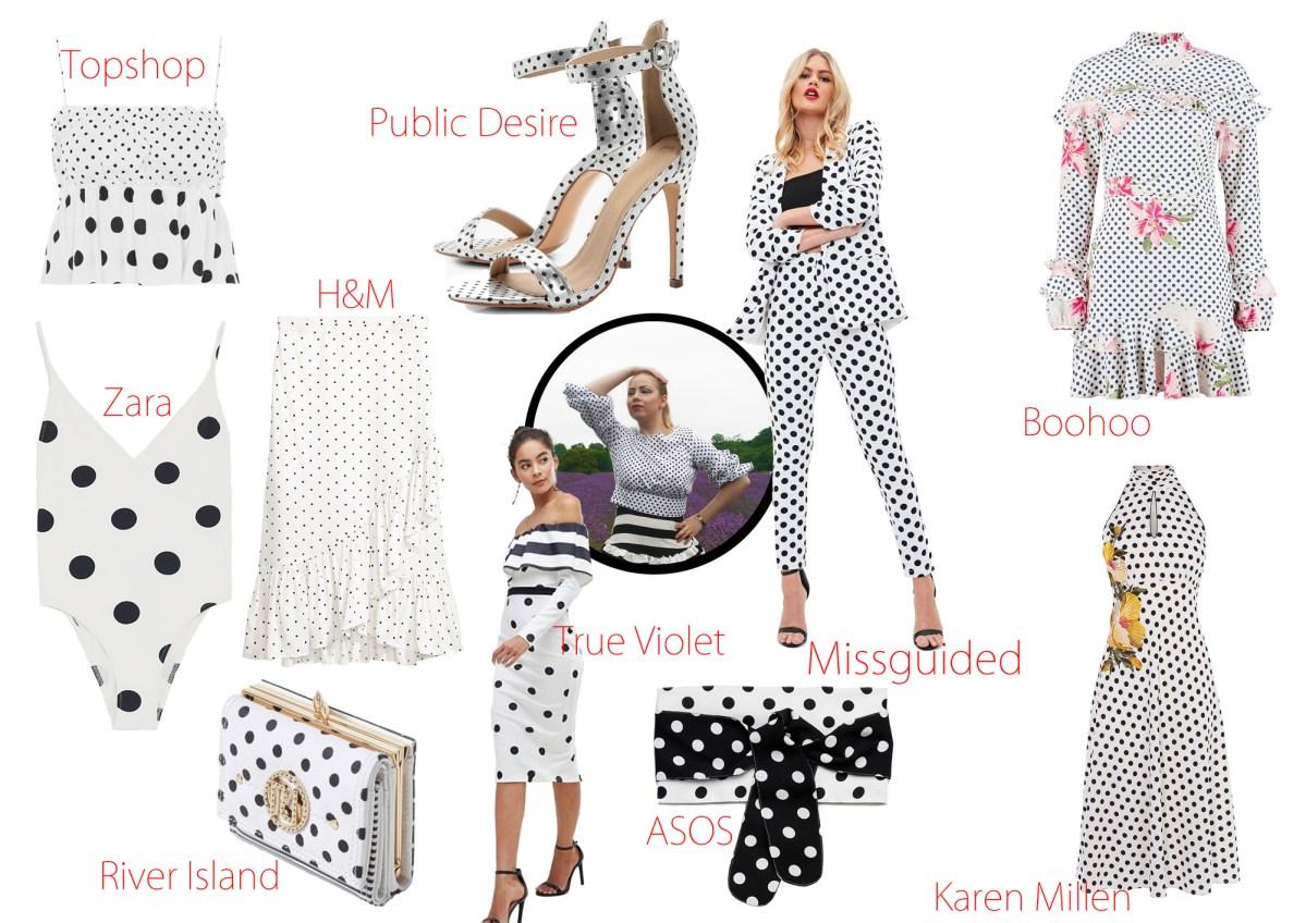Spring/Summer 2018 Trends – 4. Polka Dot