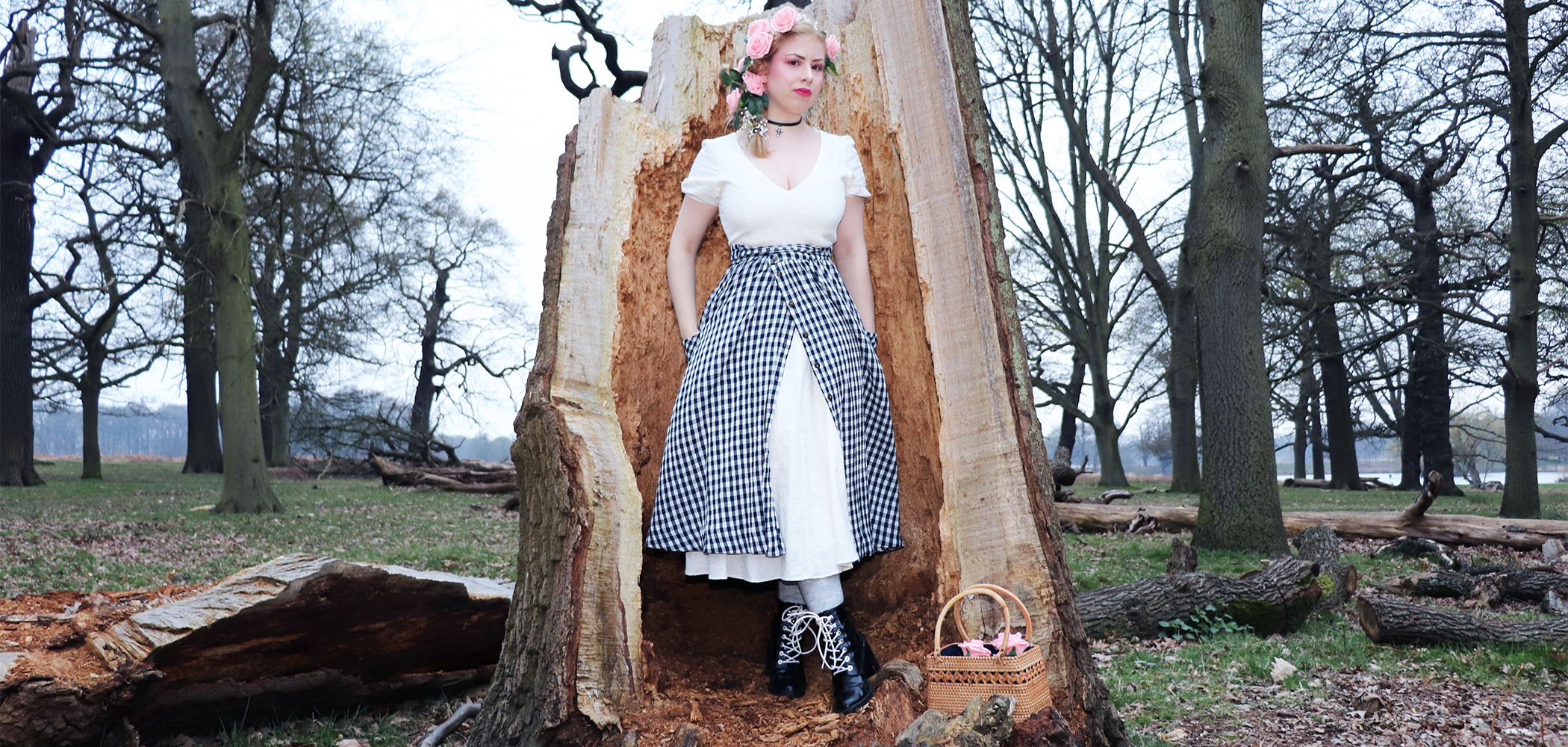 The Shoot: Country Girl - The Fashion Nomad