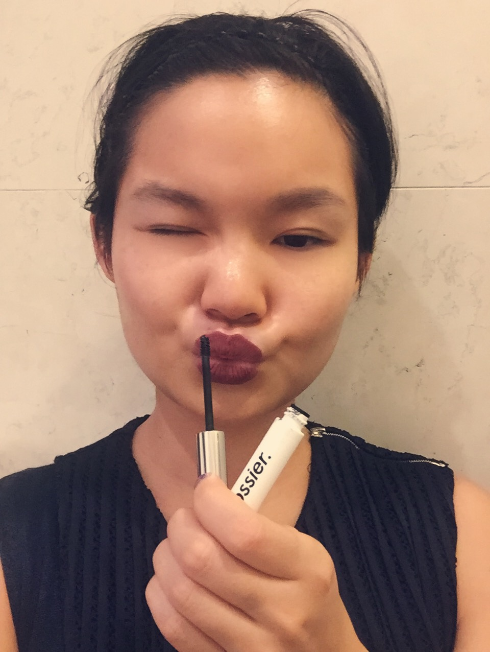 Asian Brows : asian, brows, Glossier's, Brow:, Story, Found, Brows, Lapis, Layers