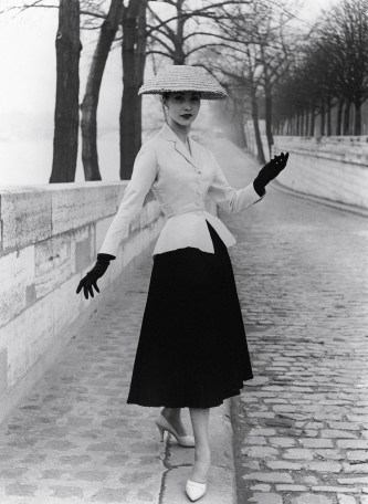 """Christian Dior's """"New Look"""" (1900s)"""
