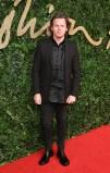 Deisgner Christopher Kane attends the British Fashion Awards 2015 at London Coliseum on November 23, 2015 in London, England.