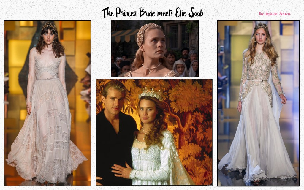 The Princess bride meets Elie Saab