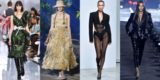TOP FASHION MOMENTS FROM PARIS FASHION WEEK 2020