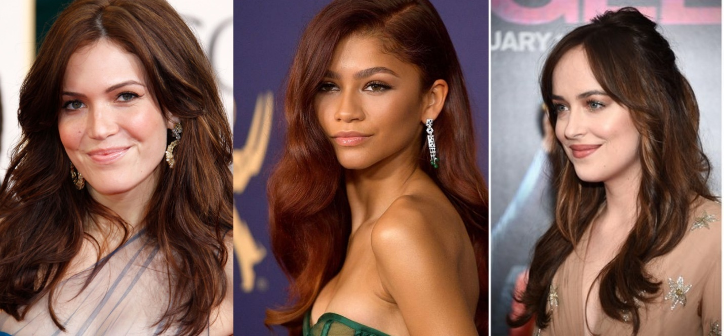 Top 7 Hair Color Ideas for Winter
