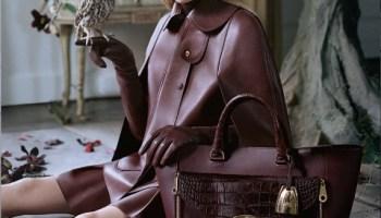 Mulberry Primrose Bag in Mushroom Grey 8cc4f34b5f1ea