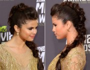 braided celebrity hairstyles