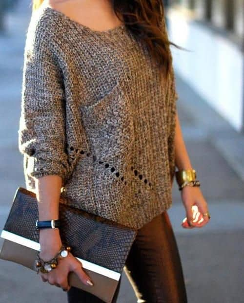chunky-sweaters-street-style (10)