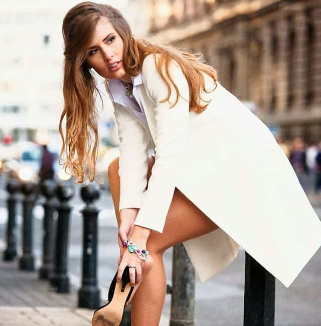 The WHITE Coat: YES Or NO? – The Fashion Tag Blog