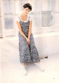 Slip Dresses Over T-shirts: This 90s Trend Is Back!  The ...