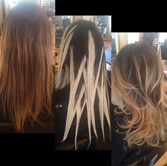 Dye Natural Hair Honey Blonde Hair Styles For Frizzy Gray Vanguard