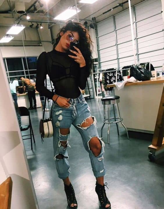 Are Ripped Jeans Still Cool In 2017  The Fashion Tag Blog