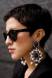 Style Obsession: Statement Earrings!  The Fashion Tag Blog
