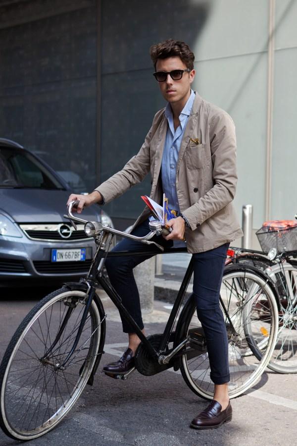 Men Fashion. Dress Fashion Tag