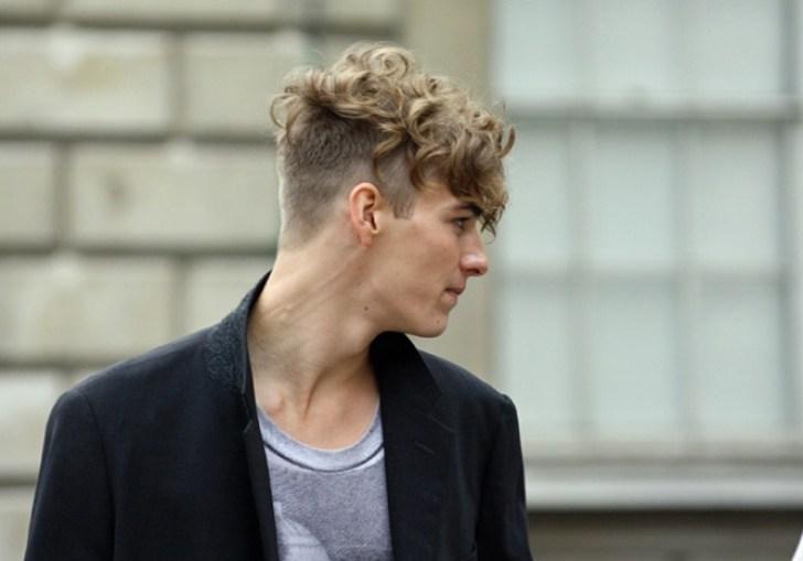 Men S Low Fade Haircut