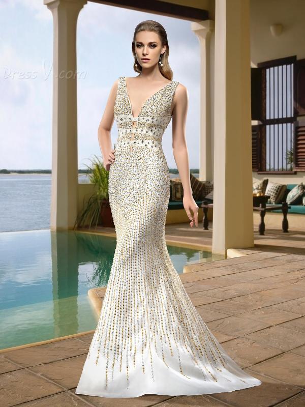 Mermaid Wedding Dresses Trend Fashion Tag