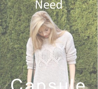 capsule wardrobe top essentials you need stylish french