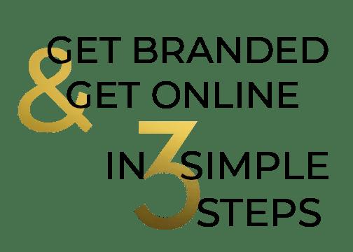 Get Branded & Get Online