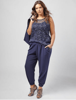 lane bryant tank and jogger