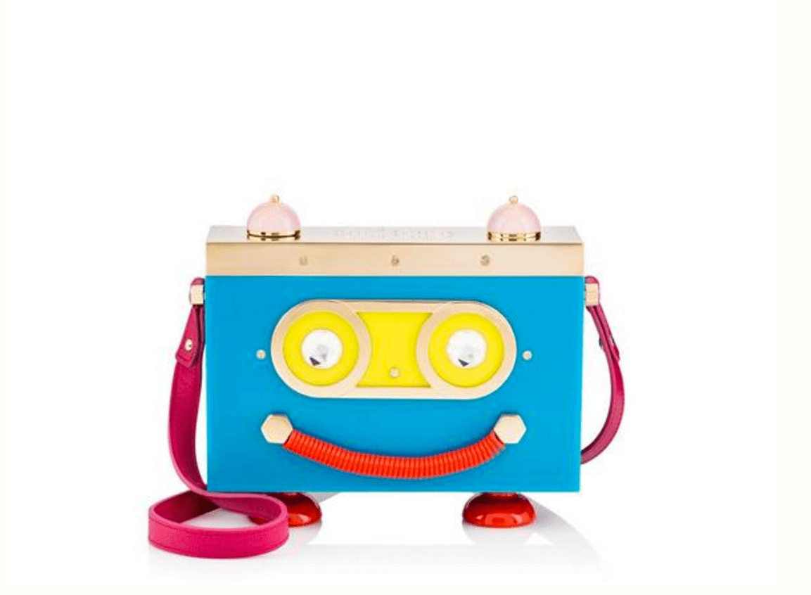 novelty purse charlotte olympia