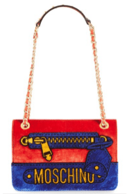 novelty purse moschino