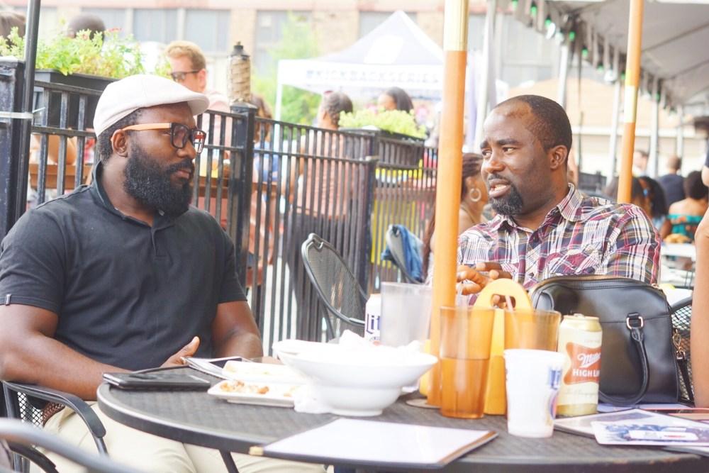 The Makossa Cookout  Miller Lite #KickbackSeries ......-::
