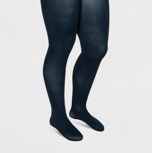plus size tights .........