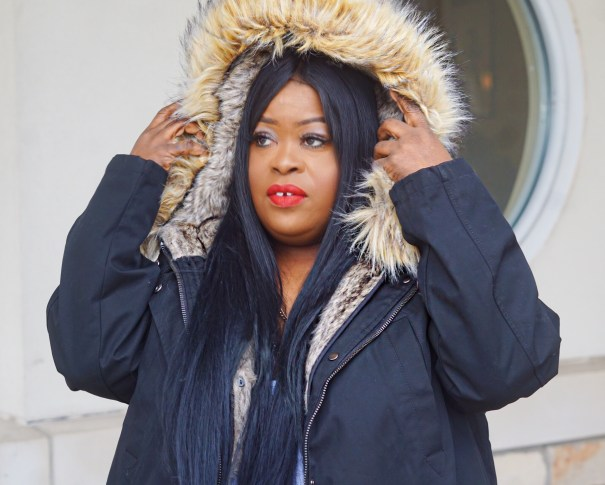 plus size coat, asos, plus size parka, black plus size coat