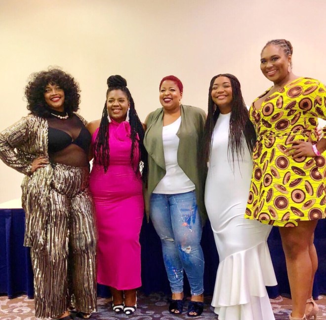 TCF Style Expo, TCF Expo, bloggers of color, Chicago blogger, Florida, blogger, plus size blogger, new york blogger