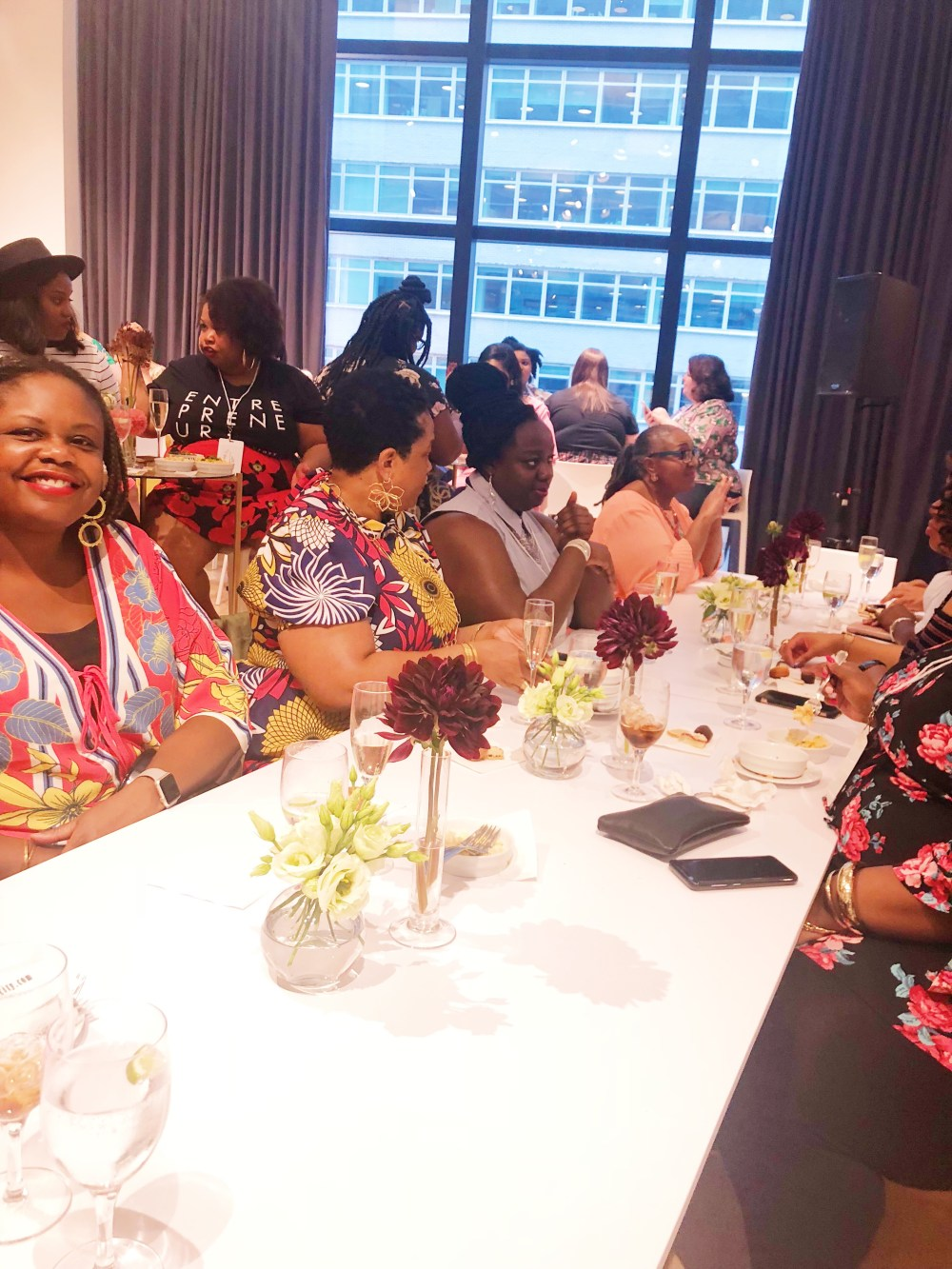 theCurvycon, Loft Platinum Lunch, loft plus size, loft clothing in plus