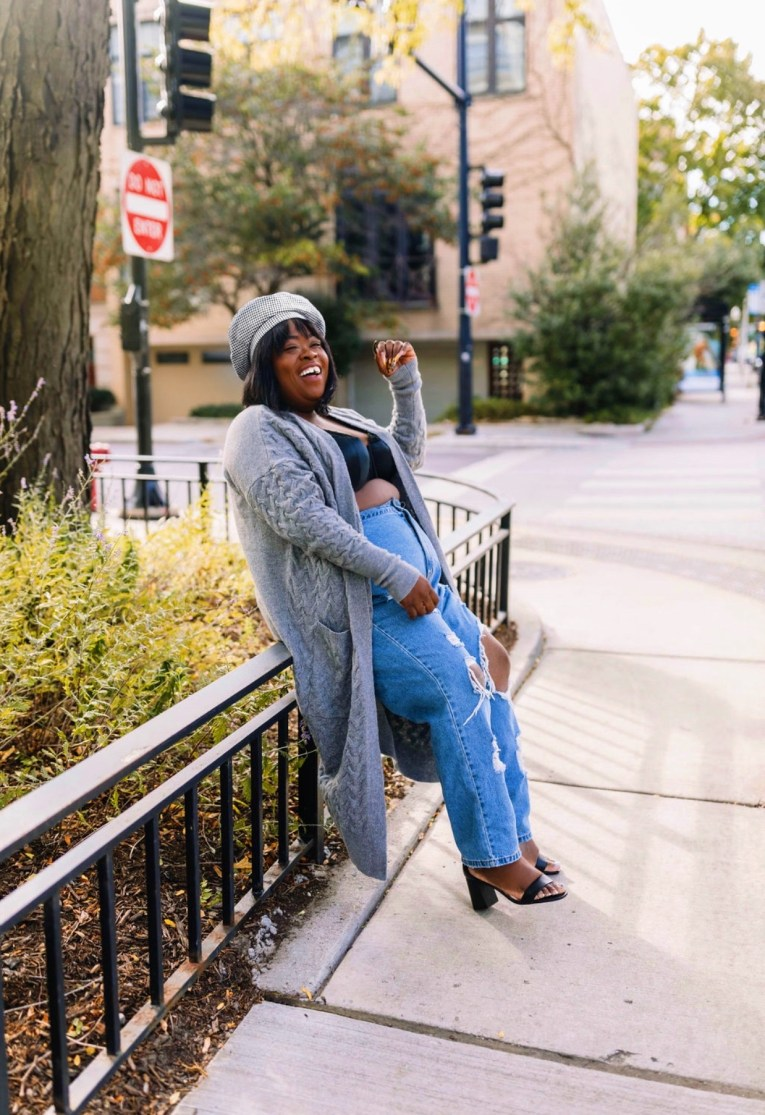 chicago blogger, plus size blogger, plus fashion, chicago media