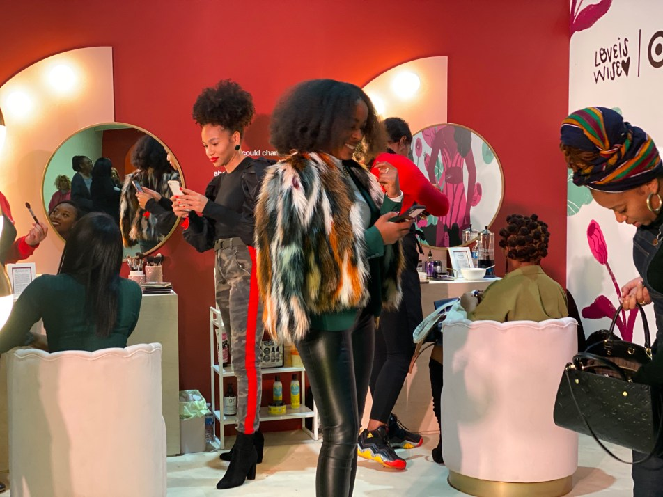 Essence + New Voices Entrepreneur Summit & Target Holiday Market | Day 2