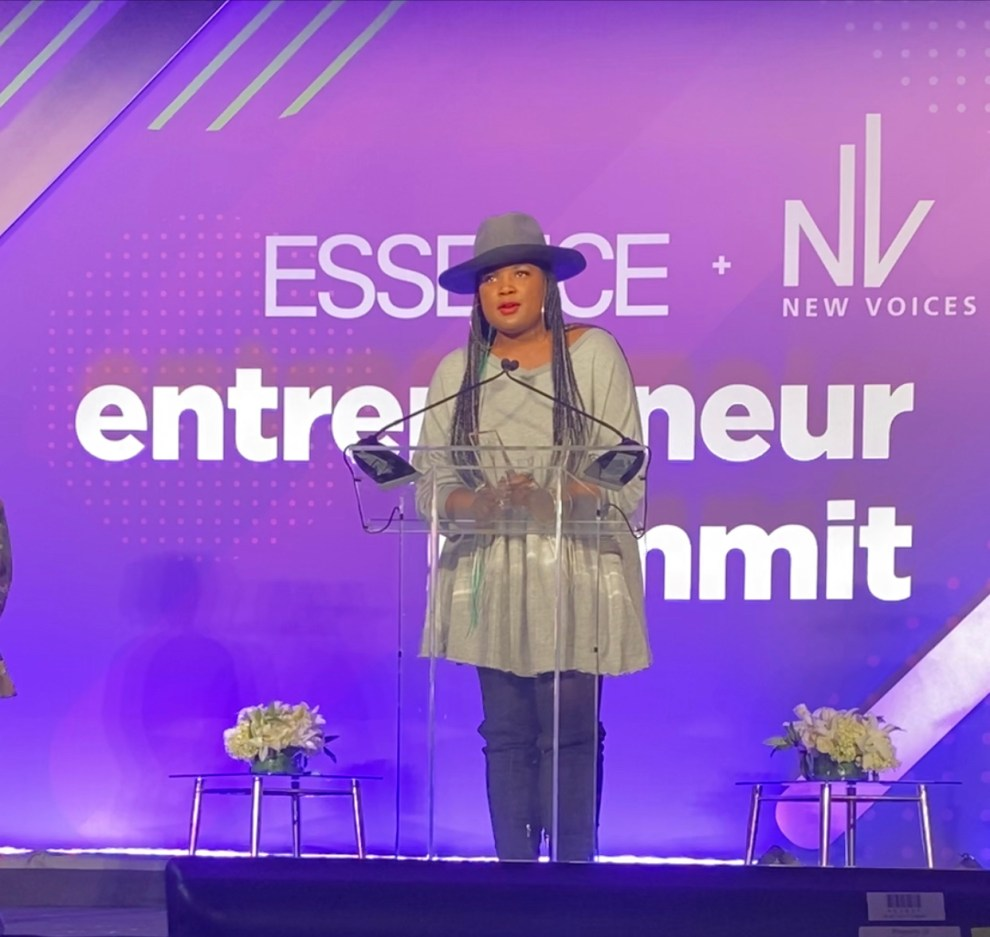 The first-ever Essence + New Voices Entrepreneur Summit and Target Holiday Market day 3