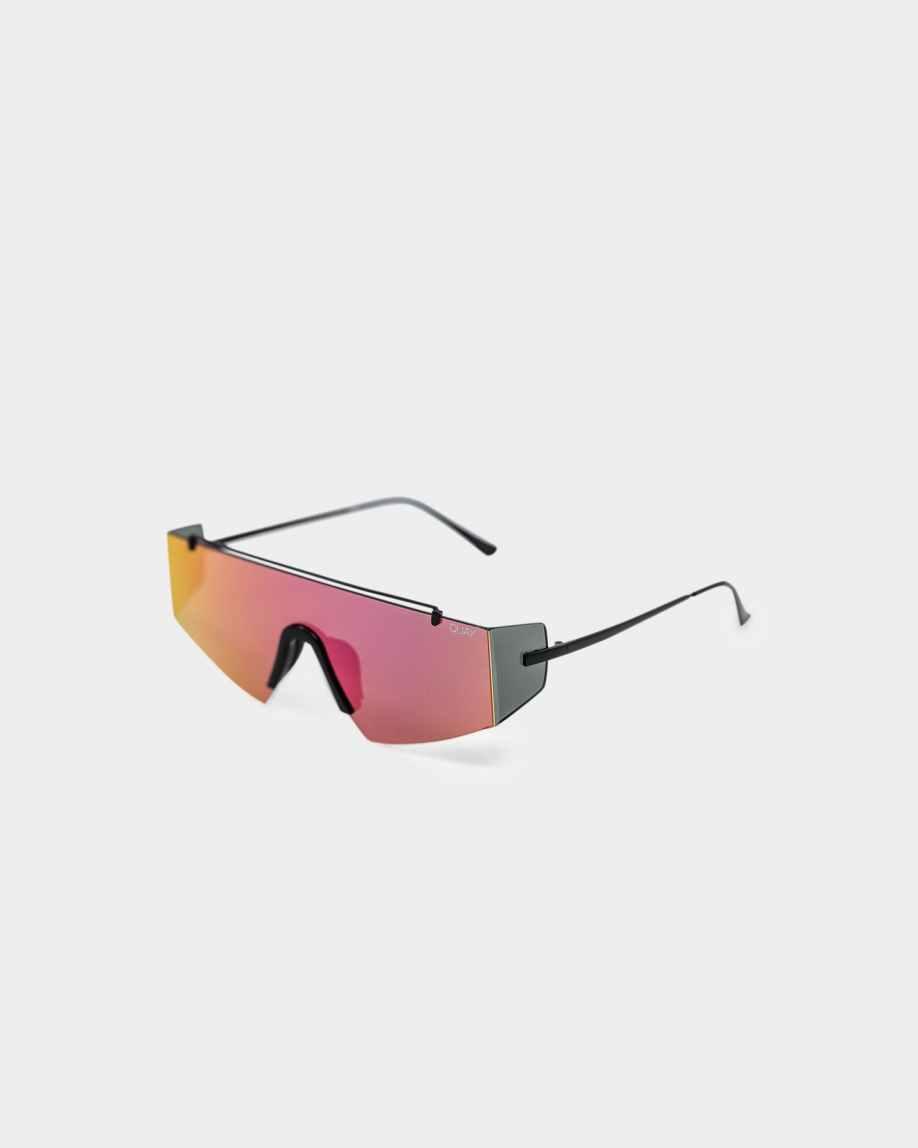 Quay Australia x Lizzo Transcend visor sunglasses