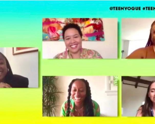 Panel Teen Vogue Fashion + Media Workshop