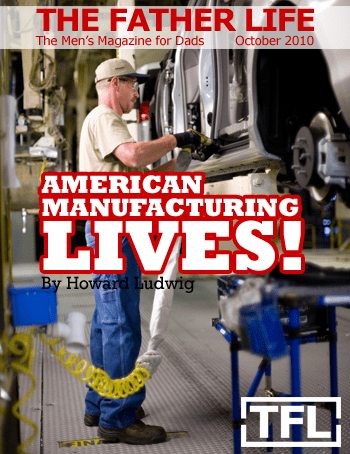 American Manufacturing Lives by Howard Ludwig. Image credit: Toyota