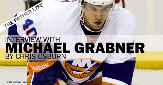 Interview with Michael Grabner by Chris Osburn