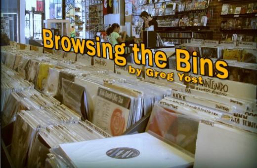 Greg Yost - Browsing the Bins