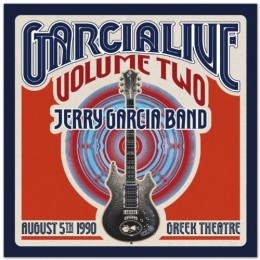 Jerry Garcia Band - GarciaLive Vol. 2 (cover)