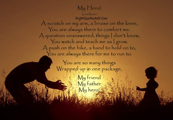 Happy Father's Day Poems