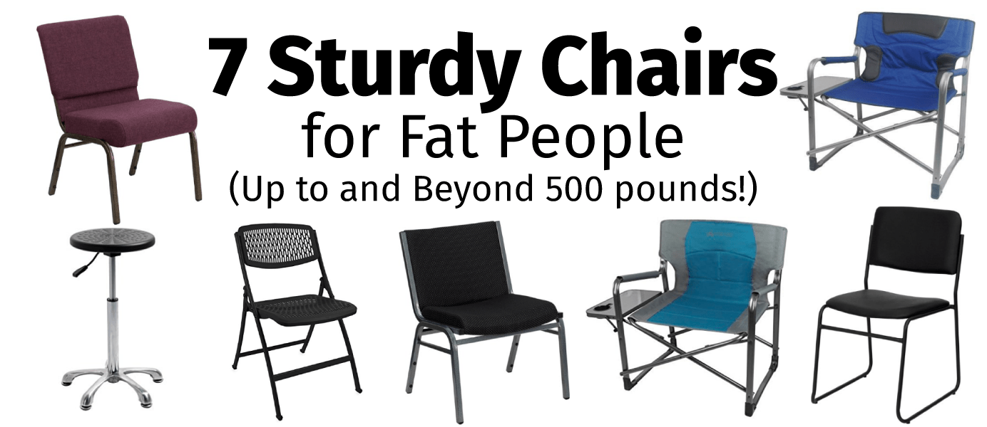 Heavy Duty Outdoor Chairs 7 Sturdy Chairs For Fat People Up To And Beyond 500 Pounds