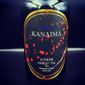 Levy Lane Rum Co Tamosi Kanaima rum review by the fat rum pirate