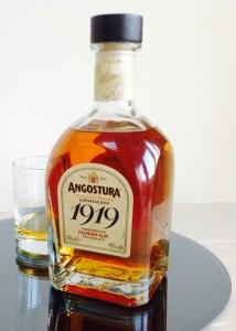 Angostura 1919 rum review