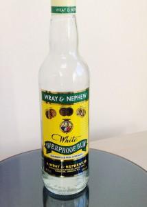 Wray & Nephew Overproof White Rum Jamaica Review
