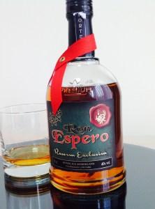 Ron Espero Reserva Exclusiva Rum Review